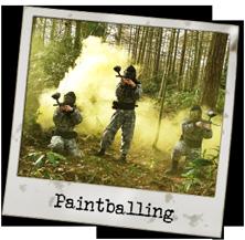 Paintballing-Newcastle