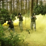 Paintballing Newcastle North East