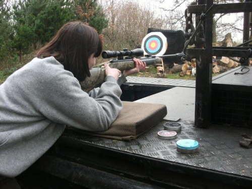 Target Shooting Newcastle